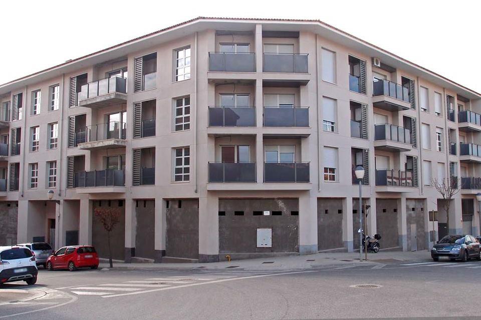 Viviendas barrio Santa Barbara | Barbastro