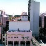 Planta de policondensación de la empresa BRILÉN