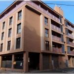 18 viviendas en C/Madrid de Barbastro