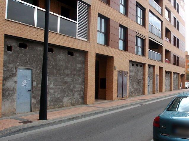 Local en calle Formigal de Barbastro