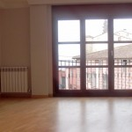 Salón vivienda Coso 41 de Barbastro