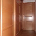 Vivienda Plaza Tallada de Barbastro - Armario empotrado tres puertas con forrado interior