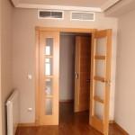 Vivienda Plaza Tallada de Barbastro - Preinstalación aire acondicionado