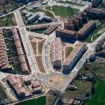 Urbanización y viales de las Huertas de Suelves en Barbastro