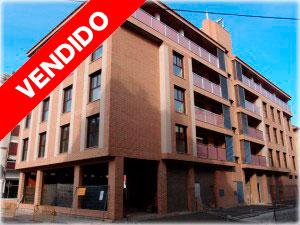 Viviendas y áticos en Barbastro Calle Madrid - Vendido